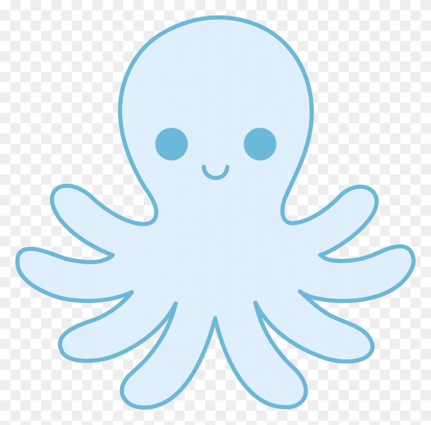 Octopus Clipart Real Octopus - Octopus Clipart