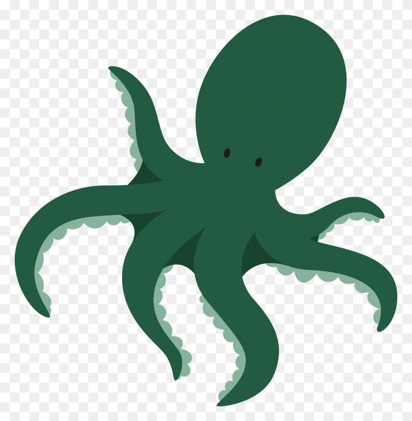 Octopus Clipart Transparent Free Image Octopus Clipart - Octopus Clipart