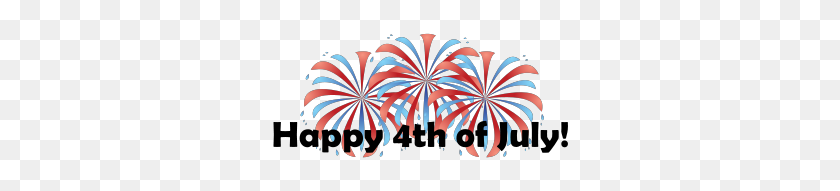 Of July Fireworks Clip Art - 4th Of July Fireworks Clipart