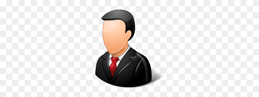 Office Customer Male Light Icon Vista People Iconset Icons Land - Person PNG Icon