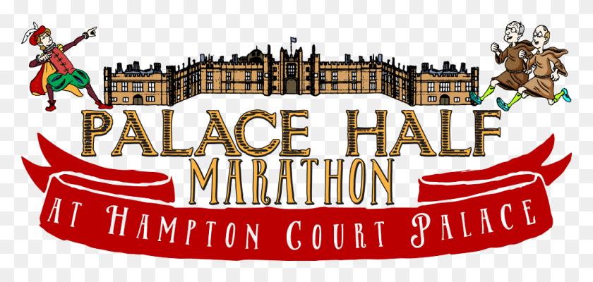 Official Hampton Court Palace Half Marathon Half Marathon In London - Palace PNG