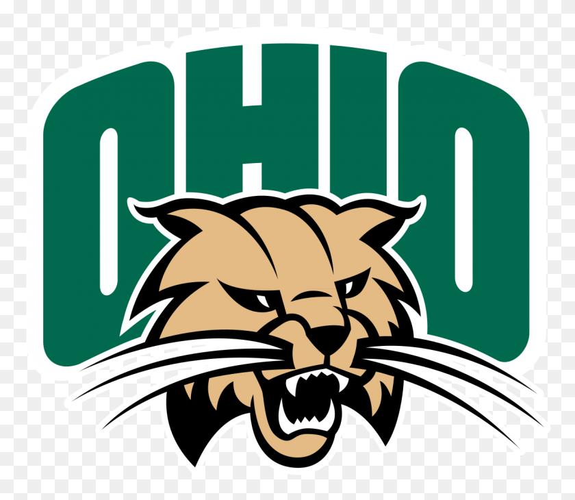 Ohio Bobcats - Ohio State Buckeyes Clipart