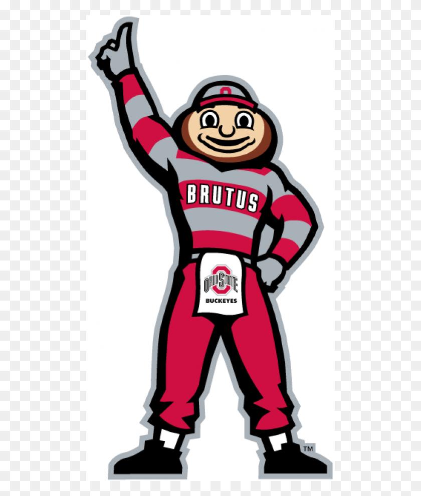 Ohio State Buckeyes Iron On Transfer - Ohio State Buckeyes Clipart