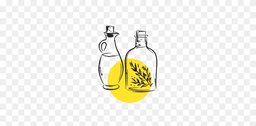 Oil Vinegar Sapori - Vinegar Clipart