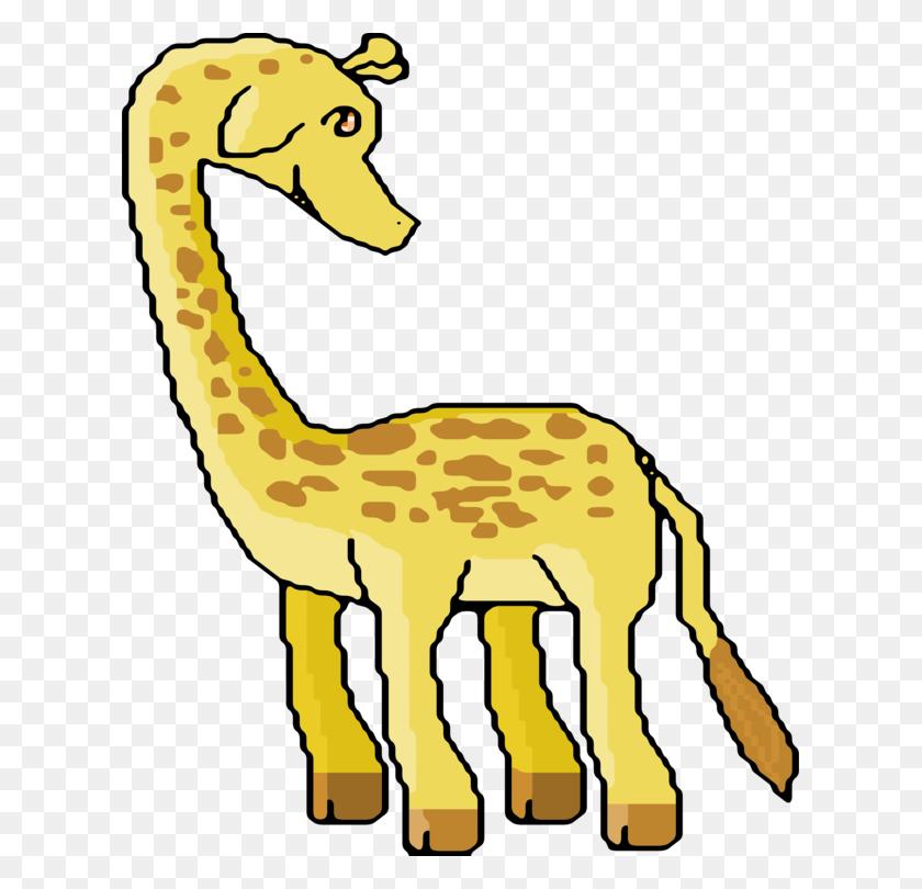 Okapi Northern Giraffe Rothschild's Giraffe Mammal Drawing Free - Okapi Clipart