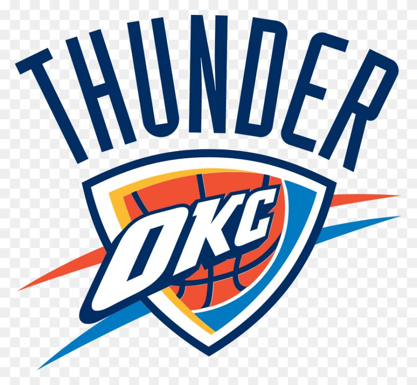 Oklahoma City Thunder Png Transparent Oklahoma City Thunder - Okc Thunder Logo PNG