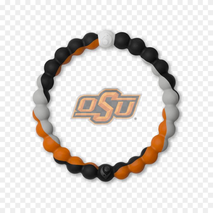 Oklahoma State University Bracelet Lokai - Oklahoma Logo PNG