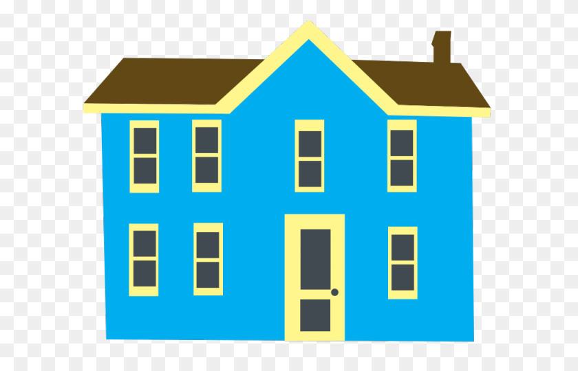 Old House Clipart - Old House Clipart