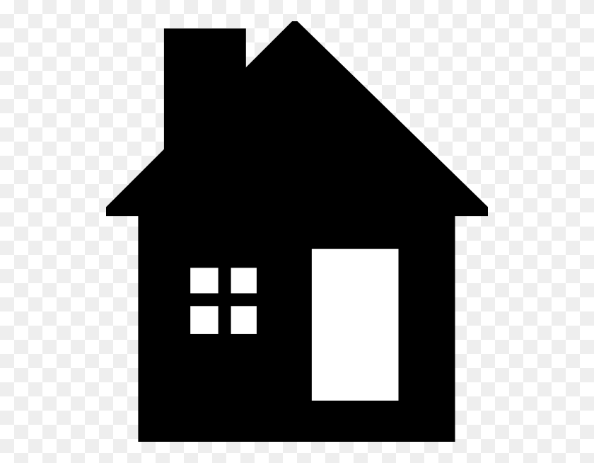 Old House Clipart Transparent - Old House Clipart