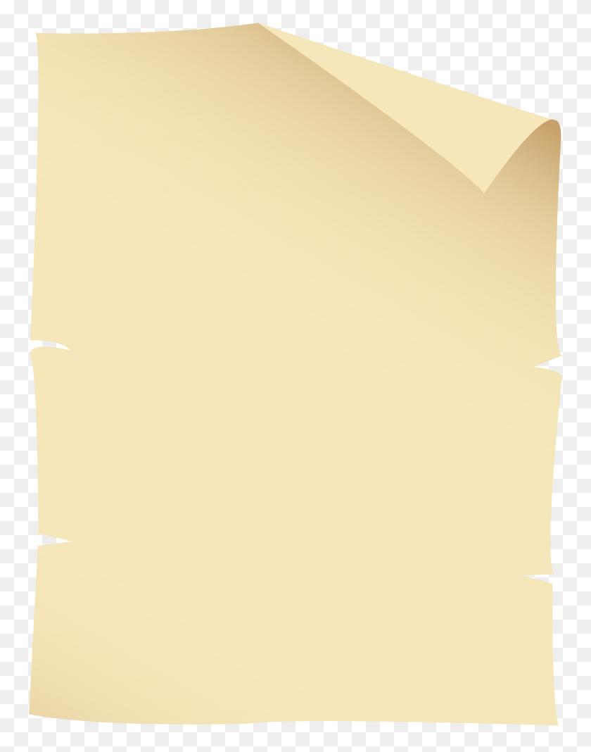 Old Paper Art - Old Paper PNG