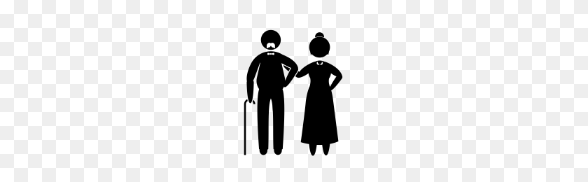 Old People Icon Png Png Image - Old People PNG
