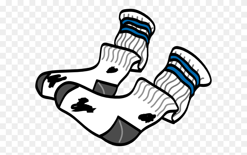 Old Socks Clip Art - School Bus Driver Clipart