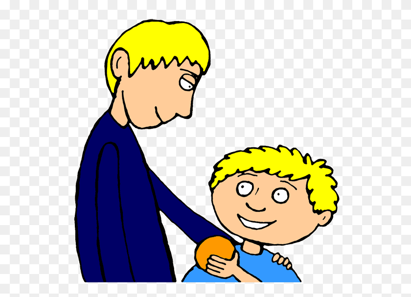 Older Siblings Clipart Clip Art Images - Brother And Sister Clipart