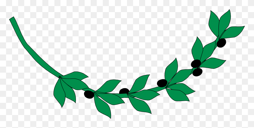 Olive Clipart Olive Branch - Olive Branch Wreath Clipart