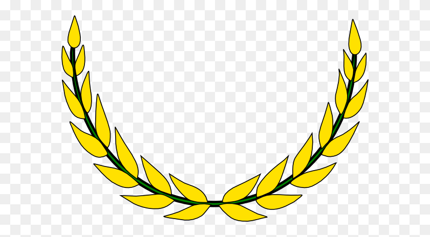 Olive Leaf Wreath Olive Wreath Greek Wedding Clipart Olive Wreath - Greenery Wreath Clipart