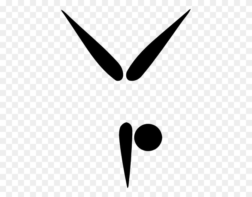 432x597 Olympic Gymnastics Artistic Logo Clip Art - Olympic Logo PNG