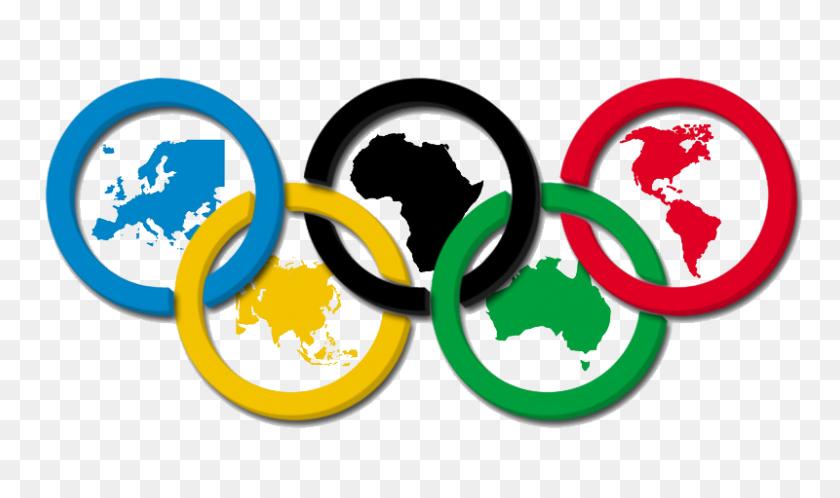 Olympics Clipart Transparent - Olympics PNG