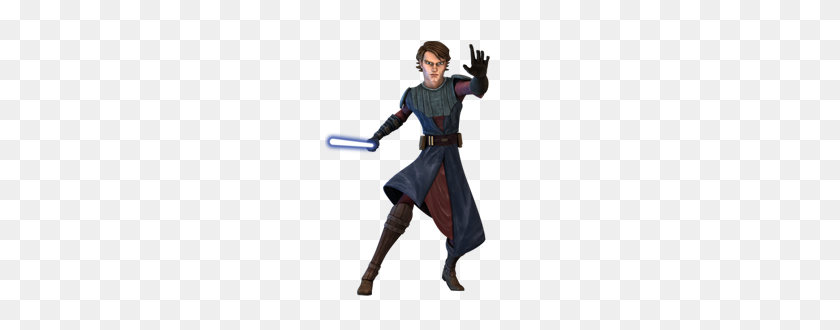 On Scratch - Anakin PNG