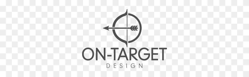 On Target Design On Target Design Web Graphic Design New - Target Logo PNG