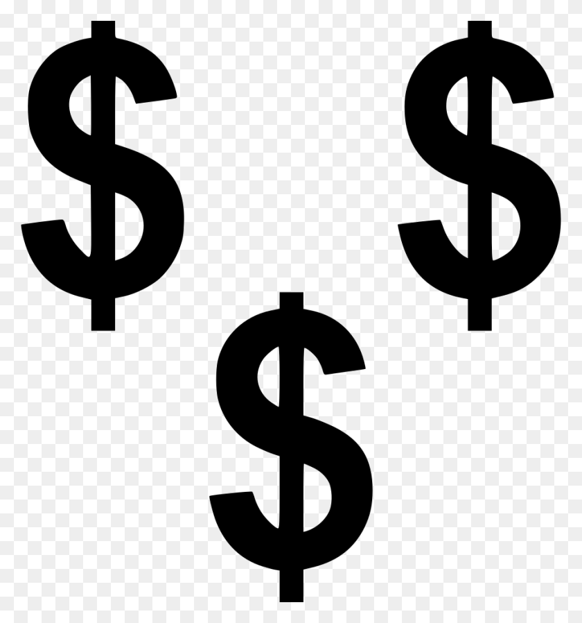 Online Dollar Signs Png Icon Free Download - Dollar Signs PNG