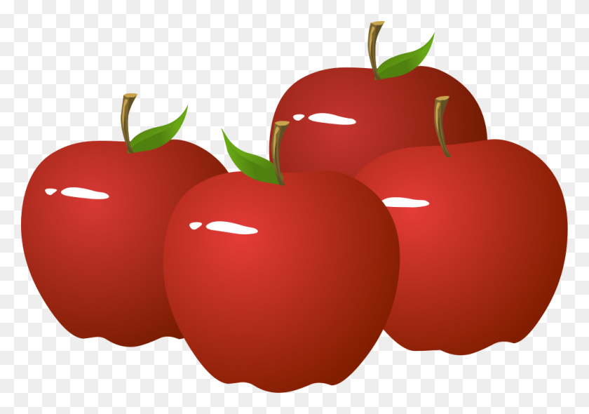 Onlinelabels Clip Art - Apple Slice Clipart