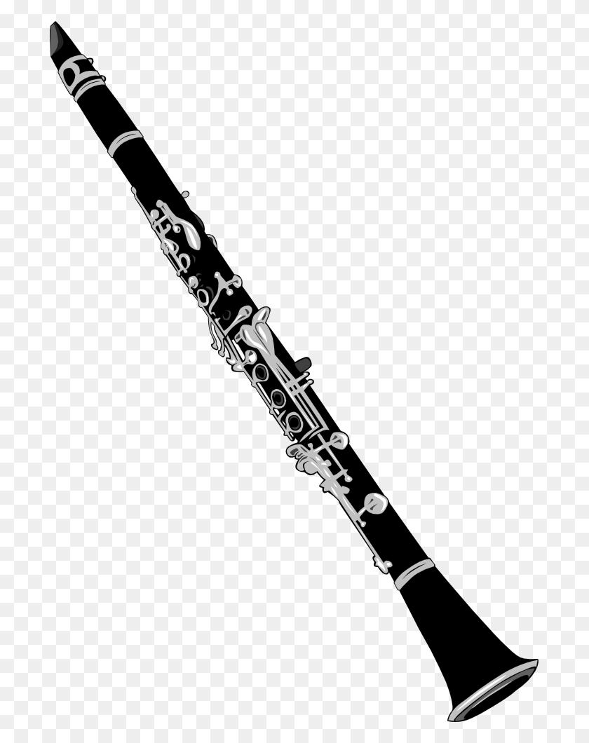 Onlinelabels Clip Art - Bass Clarinet Clip Art