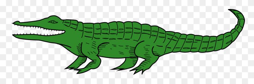 Onlinelabels Clip Art - Crocodile Clipart