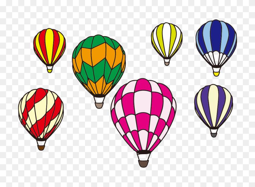 1000x712 Onlinelabels Clip Art - Up Balloons Clipart