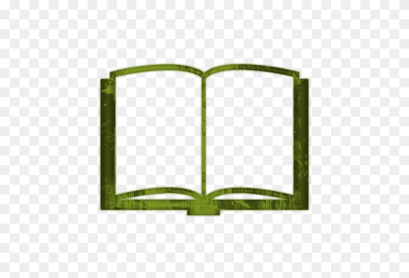 Books Border Design - Books Library