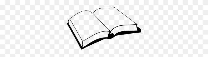 Open Book Clip Art - Transparent Book Clipart
