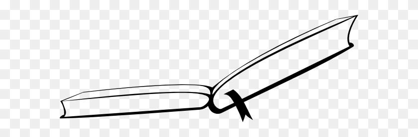 Open Book Clip Art Free Vector - Open Book Clip Art