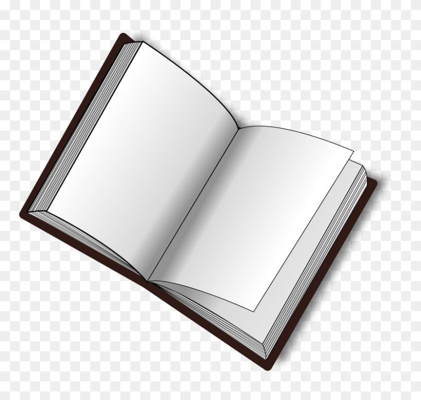 Open Book Clipart Photos - Open Book Clip Art