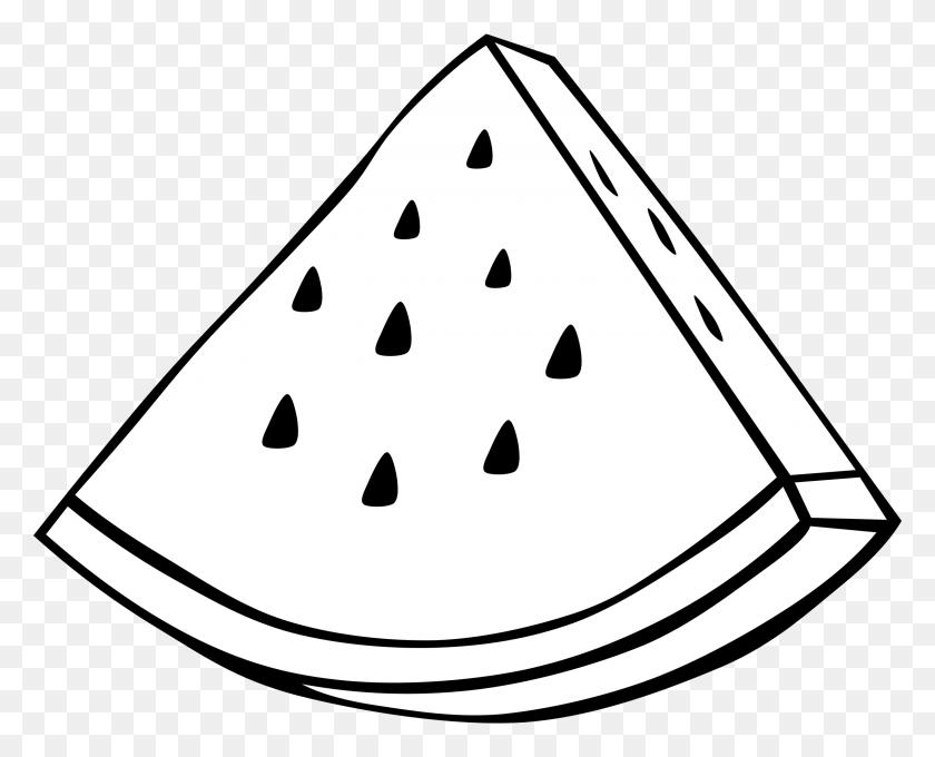 Open Clip Art Tpt Watermelon, Watermelon Outline - Watermelon Clipart PNG