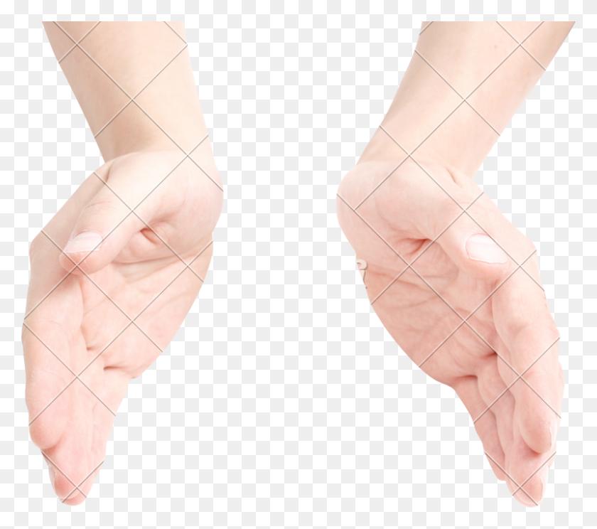 Open Hands Gesture Of Sharing - Open Hands PNG