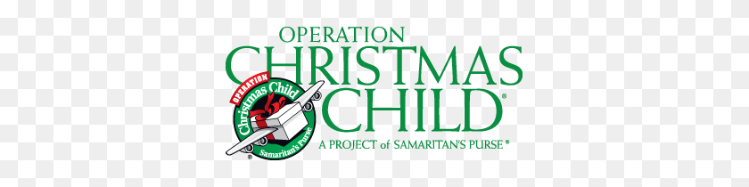 Operation Christmas Child Grapevine Collection - Operation Christmas Child Clip Art