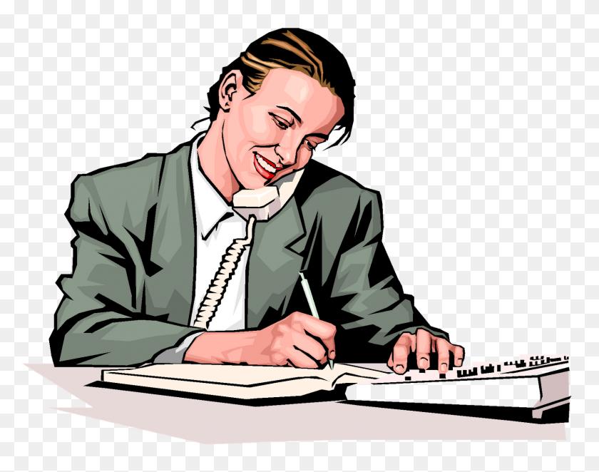 View Office Worker Cartoon Transparent Pics