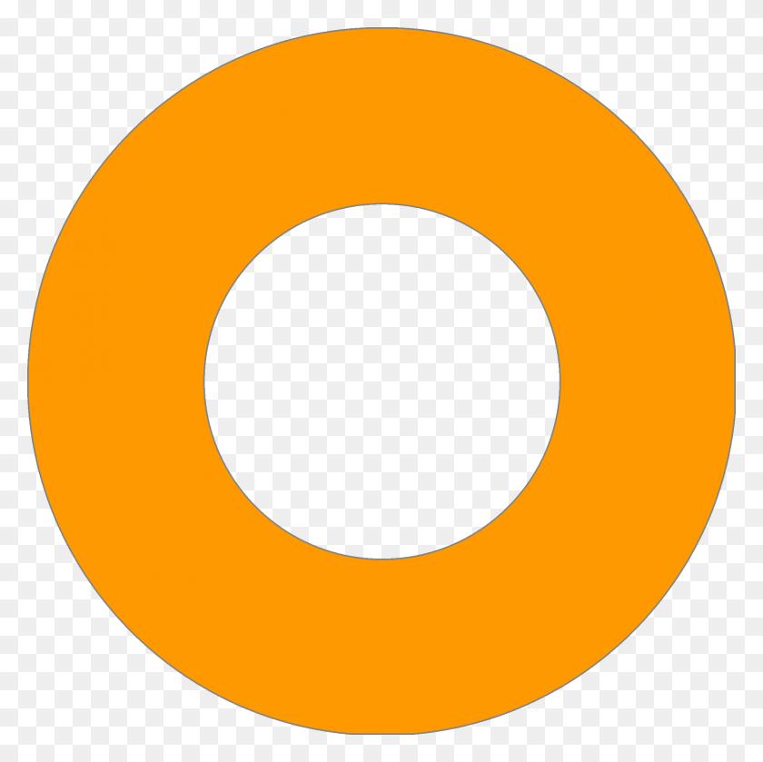 Orange Circle - Orange Circle PNG