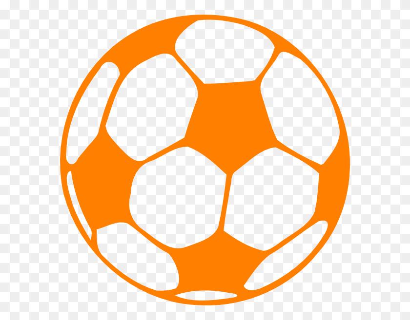 Orange Football Clipart Clip Art Images - Sports Team Clipart