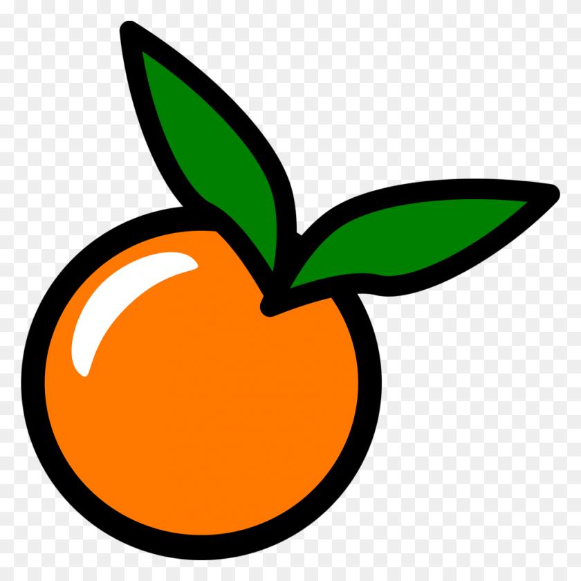 958x958 Orange Free Stock Photo Illustration Of An Orange - Oranges PNG