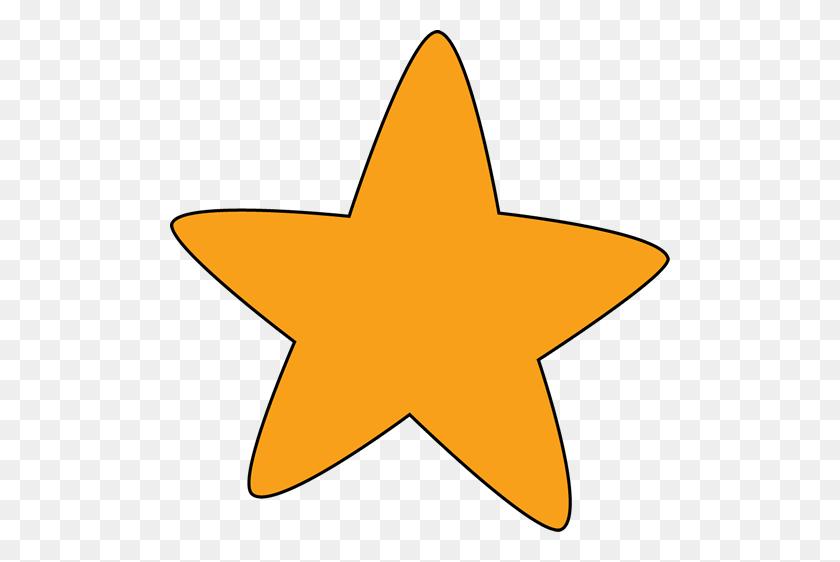 Orange Stars Clipart - Corner Sun Clipart