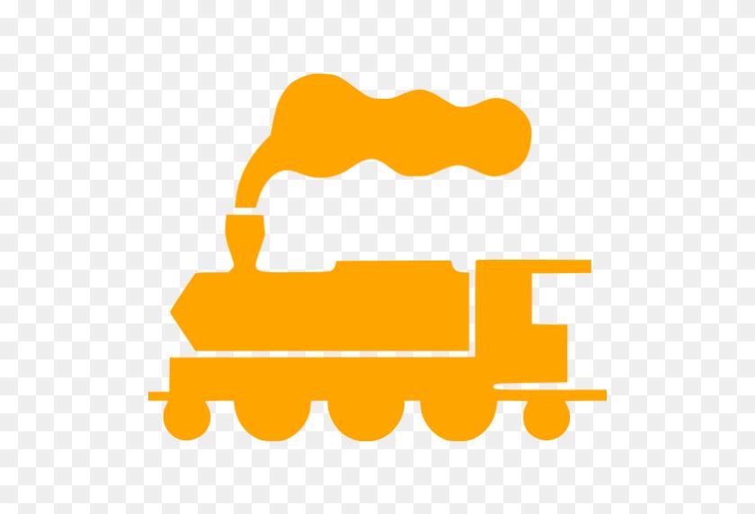 Orange Train Clipart Clip Art Images - Train Images Clip Art