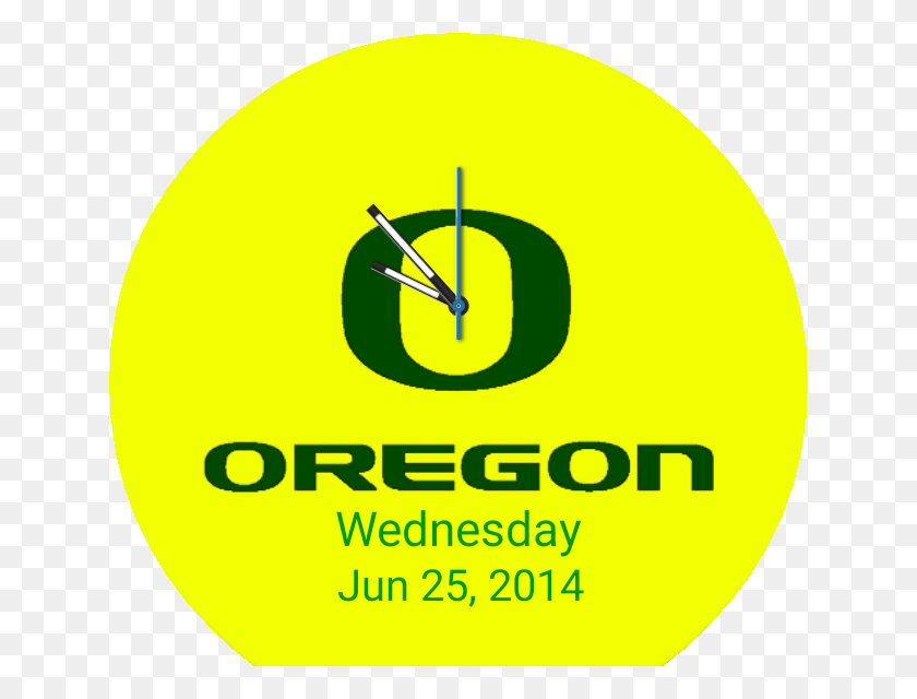 Oregon Ducks - Oregon Ducks Logo PNG
