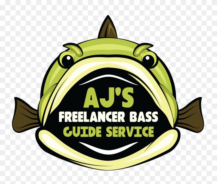 Orlando Bass Guide Aj's Freelancer Orlando Bass Fishing Guide - Bass Fish PNG