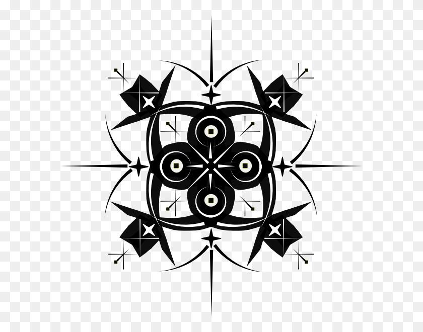Ornamental Corner Png, Clip Art For Web - Corner Design Clipart
