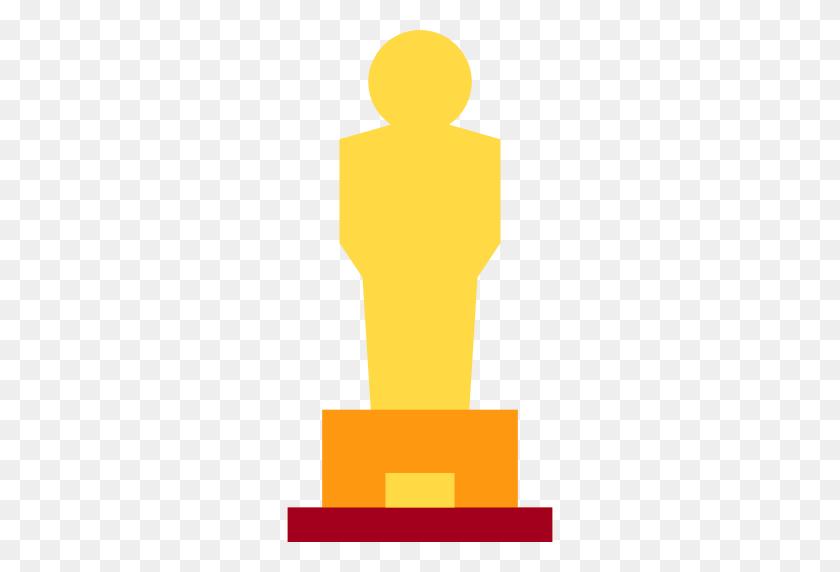 Oscar Academy Awards Icon Free Icons Png - Oscar Award Clipart