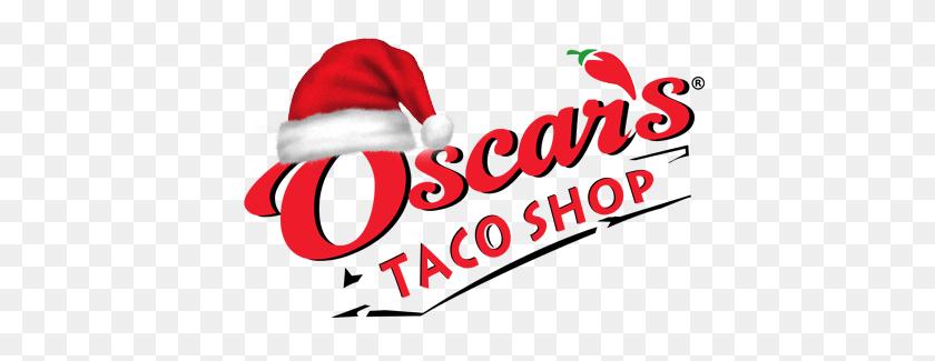 433x265 Oscar's Taco Shop - Taco Tuesday PNG