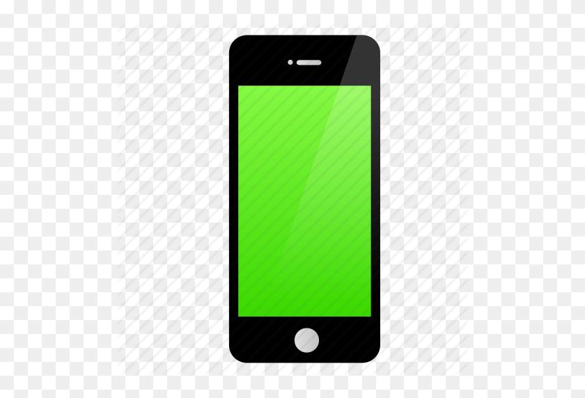 Osx, Smartphone, Yosemite Icon - Smartphone Icon PNG