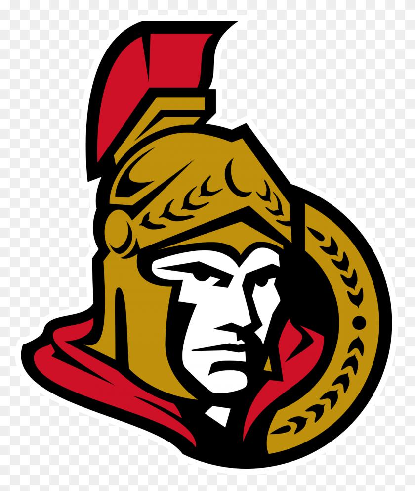 Ottawa Senators - Pittsburgh Penguins Clipart