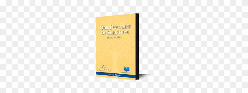 Our Doctrine Of Scripture - Scripture PNG