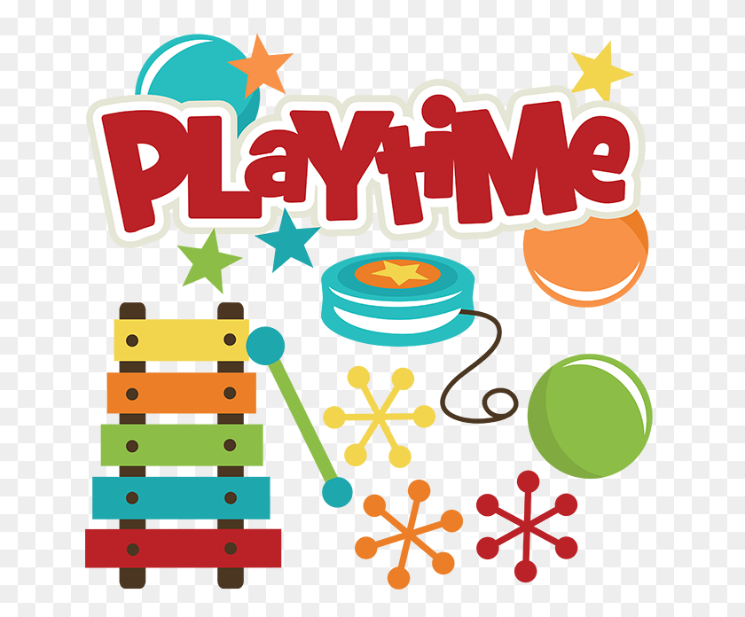 Outdoor Clipart Playtime - Outdoor Play Clipart